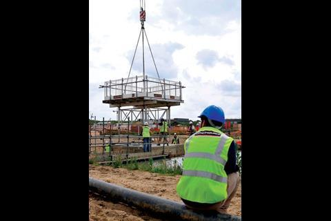 Constructionarium - learning through play